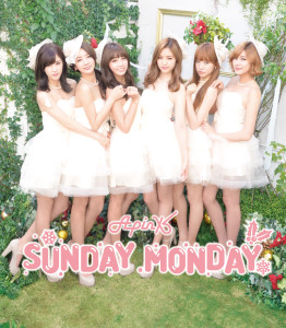 SUNDAY MONDAY(Japanese Ver.)